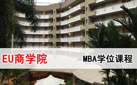 2019年EU商学院MBA学位课程