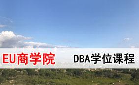 2020年 EU商学院DBA学位课程