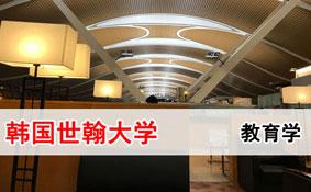 2020韩国世翰大学博士生课程招生简章