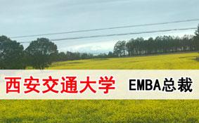 2019西安交通大学CEO(总裁)EMBA特训班