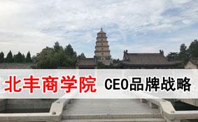 2020年北丰商学院中国CEO品牌战略与营销策划研修班